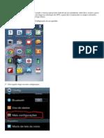 Como Configurar o APN