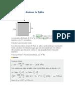 Problemas de dinámica de fluidos