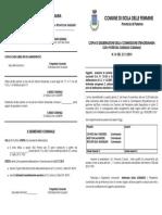 VARIANTE P.R.G. Deliberazione Della Commissione StraordinariaConsiglio n.16