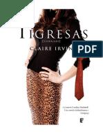 Tigresas - Claire Irving