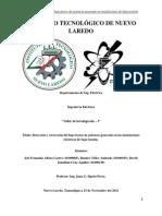 INSTITUTO TECNOLÓGICO DE NUEVO LAREDO-Reporte final
