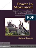 TARROW, Sidney - Power in movement.pdf