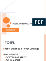 TOEFL Preparation Course1