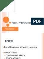 TOEFL Preparation Course1