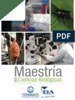 Malla Curricular Maestria Biologia