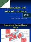 Propiedades Fisiologicas Del Musculo Cardiaco Hoy