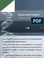 Bocio exoftálmico (1)