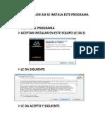 Manual de Instalacion Del Softphone 1