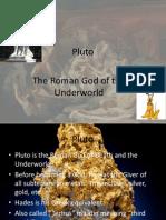 Latin- Pluto Presentation