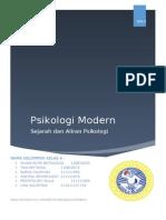 Psikologi Modern Makalah