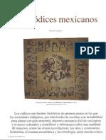 Los Codices Mexianos, 555, 9 Pages
