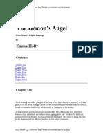 Emma Holly- The Demon's Angel