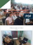 actividades realizadas durante la implementacin del proyecto