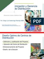 DiseñoOptimodeCentrosdeDistribucion
