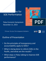 Best Practices for SOE Performance
