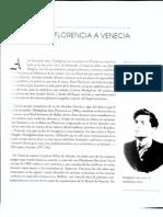 De Florencia a Venecia