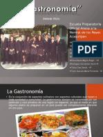 Gastronomía en México