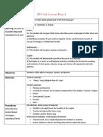 ss unit lesson plan 4