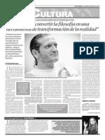 2013-12-01 Parte 1 de Entrevista a Darío Sztajnaszrajber