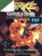 Strike Commander - Strategy Guide