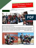 Newsletter Vol 18 29.11.13