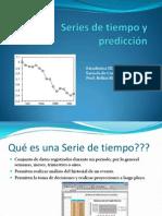 Series de tiempo y predicción
