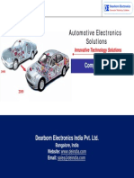 De Automotive Electronics