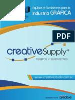 Creative Supply Lista de Precios