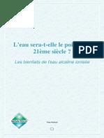 Brochure Eau Ionisee Novatech