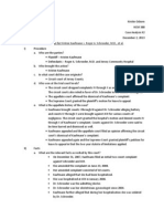 388 - kaufmann case analysis