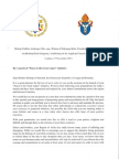 Ang Cath Letter DRC 27 Nov 2013