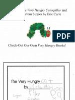 Kindergarten - Very Hungry Cat