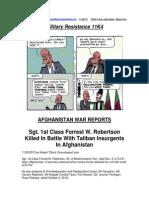 Military Resistance 11K4 War