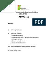 Manual PSCT 2014
