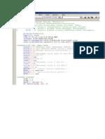 Ini Hasil Dari Fortrannya