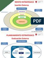 Planeamiento Estratégico_Primera Etapa_FORMULACION_Evaluación Externa