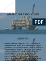 APAREJOS DE PRODUCCIÓN EXPOSICION TRONCHA