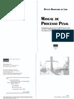 Manual de Processo Penal Renato Brasileiro 2011 (Arrastado) 2