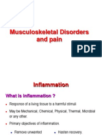 Pain and Musculo Skeletal Disorders