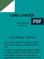 Lung Cancer Udah