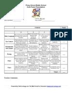 scale factor presentations