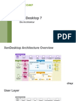 Citrix Presentation - XenDesktop 7 Deep