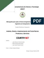 Monografia Countrynet Final