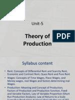 Unit 5 Business Economics