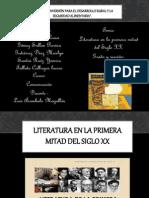 El Vanguardismo. Siglo Xx (1)