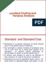 Standrad Costing