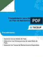 Unidad 3 Diseño del Plan de Mantenimiento