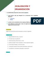 3 Localizacion y Organizacion