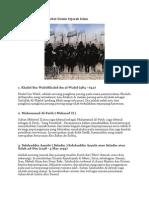 9 Jeneral Perang Terhebat Dalam Sejarah Islam