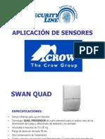 Aplicacion Sensores Crow
